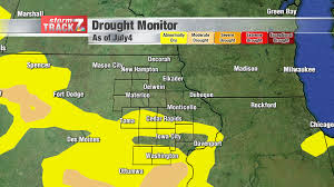 United States Drought Map by Drought Schnack U0027s Weather Blog