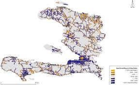 Google Maps Maker Haiti U2013 Further Comparisons And The Usability Of Geographic