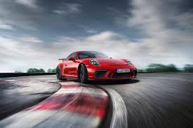 new porsche 911 2018 2018 porsche 911 gt3 first drive review automobile magazine