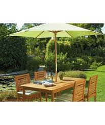 Wood Patio Furniture Sets Buy Madison Wooden 6 Seater Patio Furniture Set At Argos Co Uk