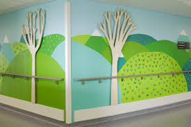artists liven up a children s hospital with vibrant murals thus artists liven up a children s hospital with vibrant murals thus making our day huffpost