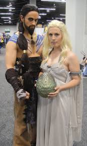 Game Thrones Halloween Costumes Daenerys Game Thrones Daenerys Khal Drogo Banish Cellulite