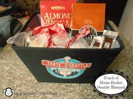 seattle gift baskets 28 best made personalized gift baskets images on