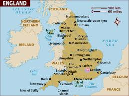 Nottingham England Map by St George U0027s Day Quiz Playbuzz