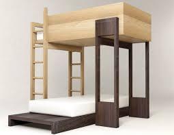 Bunk Bed Options Pluunk S Single Bunk Beds Offer Sleek Slumbering Options