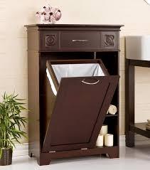 corner linen cabinet with hamper best cabinet decoration