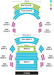 seating plan grove theatre