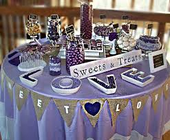 Candy Table For Wedding Candy Table At Wedding Reception 5322