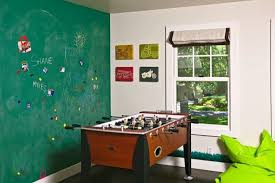 Kids Game Room Decor by Friendly Games Room Design Ideas