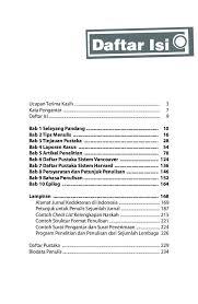 panduan penulisan daftar pustaka dari jurnal jual buku panduan menulis di jurnal kedokteran oleh dr tantur