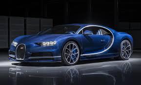 half of all bugatti chiron build slots already sold