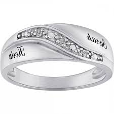 mens cheap wedding bands simple promise rings for couples cheap unique rings engraved