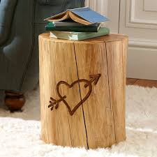 Tree Stump Nightstand Wonderful Tree Stump Nightstand Tree Stump Nightstand Full