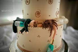 best cake toppers if wedding cake toppers could predict the future