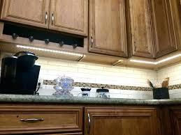 Undercounter Kitchen Lighting Cabinet Led Battery Lighting Tafifa Club