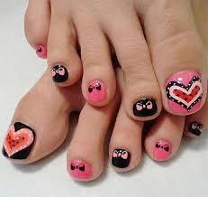 imagenes uñas para decorar 15 increibles diseños para decorar las uñas de tus pies belleza