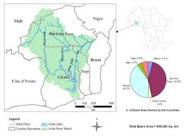 Niger River Map Transboundary Water Governance In The Volta River Basin