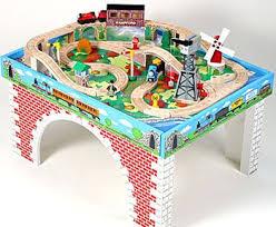 thomas train table amazon thomas friends train table and set amazon co uk toys games
