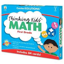 carson dellosa publishing center solutions thinking kids math