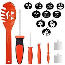 pumpkin carving tools skinosm thanksgiving pumpkin carving kit for kids 5