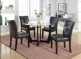 Dining Room Sets 5 Piece Latitude Run 5 Piece Dining Set U0026 Reviews Wayfair