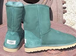 s green ugg boots womens ugg australia pineneedle green sheepskin