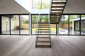 Free Standing Stairs Design Modern Staircase Contemporary Staircases Floating Stairs