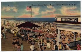 The Patio Point Pleasant Nj by Jenkinson U0027s On The Boardwalk Point Pleasant Nj 1940 U0027s Or 50 U0027s