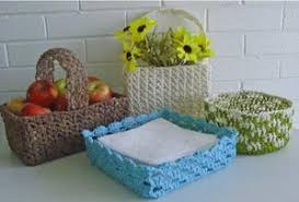 country baskets country baskets crochet pattern maggie s crochet