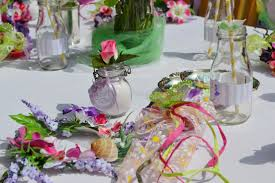karas party ideas enchanted fairy garden woodland birthday