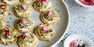 and easy canapes 27 gorgeous celebratory canapé recipes huffpost