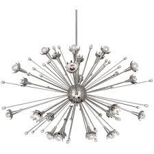 modern lighting giant sputnik chandelier ceiling lamp jonathan