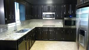 black kitchen cabinets ideas backsplash for black cabinets image of kitchen ideas cabinets