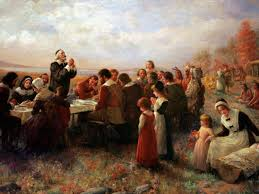 classic thanksgiving paintings happy thanksgiving sans turkey