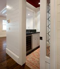 basement wine room wine cellar traditional with nickel plumbing