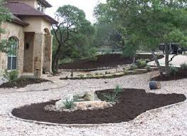 flat rock landscaping ideas design and ideas
