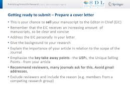 cover letter to journal editor amusing cover letter to editor