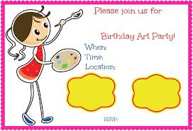 Birth Day Invitation Card Kids Birthday Invite Template Kid Birthday Invitation Templates