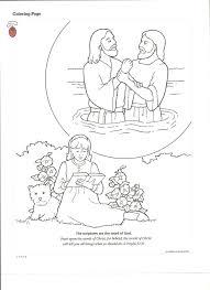 catholic baptism coloring pages printable jesus infant