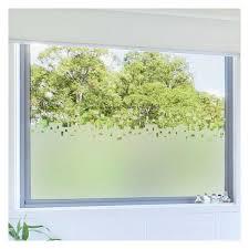 brise vue cuisine un brise vue adhacsif pour occulter le bas de vos vitres le haut le