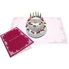 pop up card cake cakes craft cards card canon creative park