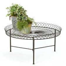 Metal Patio Side Table Metal Patio Side Table Home Design Ideas And Pictures