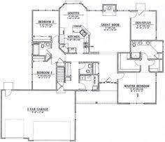split bedroom floor plans 1600 square feet house plans pricing