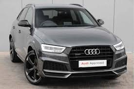 audi q3 best price uk used audi q3 for sale listers