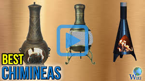 Blue Rooster Chiminea Review Top 7 Chimineas Of 2017 Review