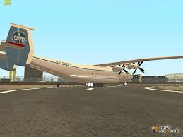 antonov an 22 antei for gta san andreas