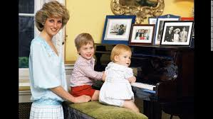 princes william and harry recall their last words with princess