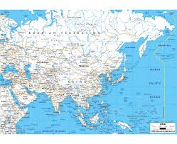 Eurasia Map Maps Of Asia And Asian Countries Political Maps Road And