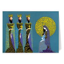 eyvind earle christmas cards earle three wise men cards the met store
