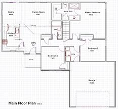 floor plan examples single story with basement yahoo search